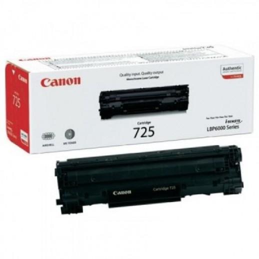 Cartus toner CANON CRG725Bk negru original