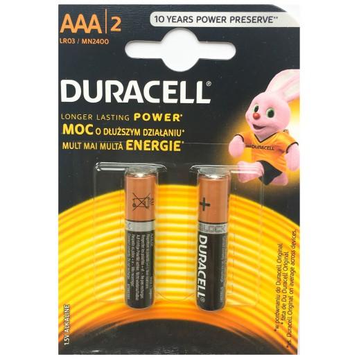 Baterie alcalina DURACELL tip AAA/LR03