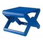 Suport plastic pentru 35 dosare suspendabile, cu capac, HAN X-Cross Top - albastru