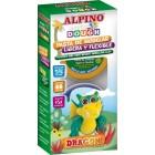 Kit 4 culori plastilina magica, ALPINO Dragon